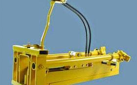 Horizontal Directional Drilling - Directional-thrust boring machine