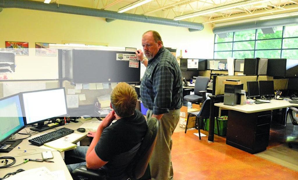 Utility Leadership, Staff Work As One