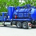 Industrial Vacuum Trucks - Wet/dry vacuum loader