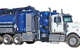 Hydroexcavation Trucks/Trailers - Presvac Systems Hydrovac