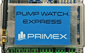 Flow Control/Monitoring Equipment - PRIMEX Pump Watch Express