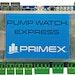 Control Panel - PRIMEX Pump Watch Express
