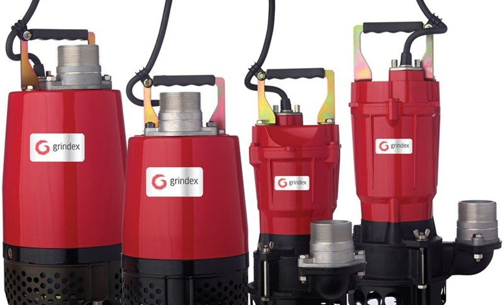 New Line of Pumps Suitable for Tough Dewatering Applications