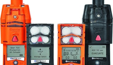 Compact Ventis Pro5 Simplifies Gas Detection and Response