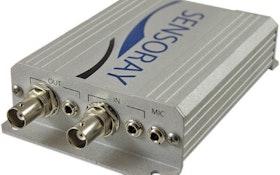 Leak Detection Amplifier Works As Microphone