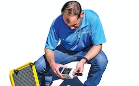 Diagnostic kit speeds up inspection troubleshooting