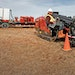 Directional drilling in a compact package