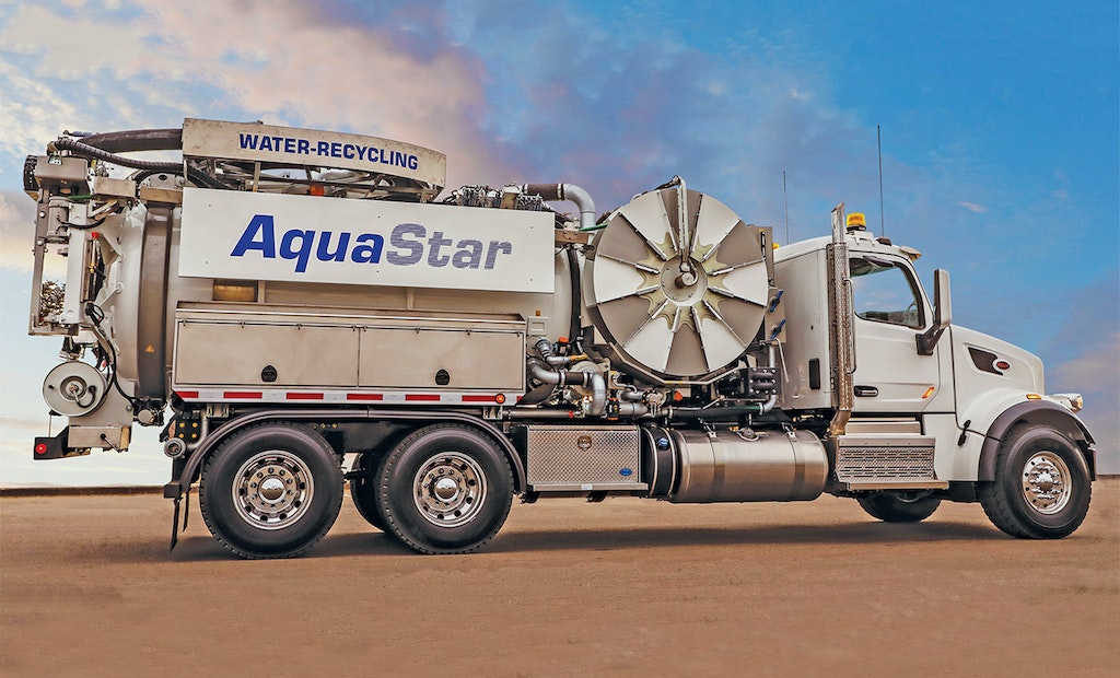 Water recycling innovations come stateside