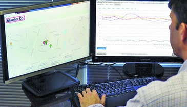 Pressure Monitoring System Provides Real-Time Results