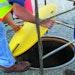 U-TECK Safe-T Lid Prevents Falls Into Manholes