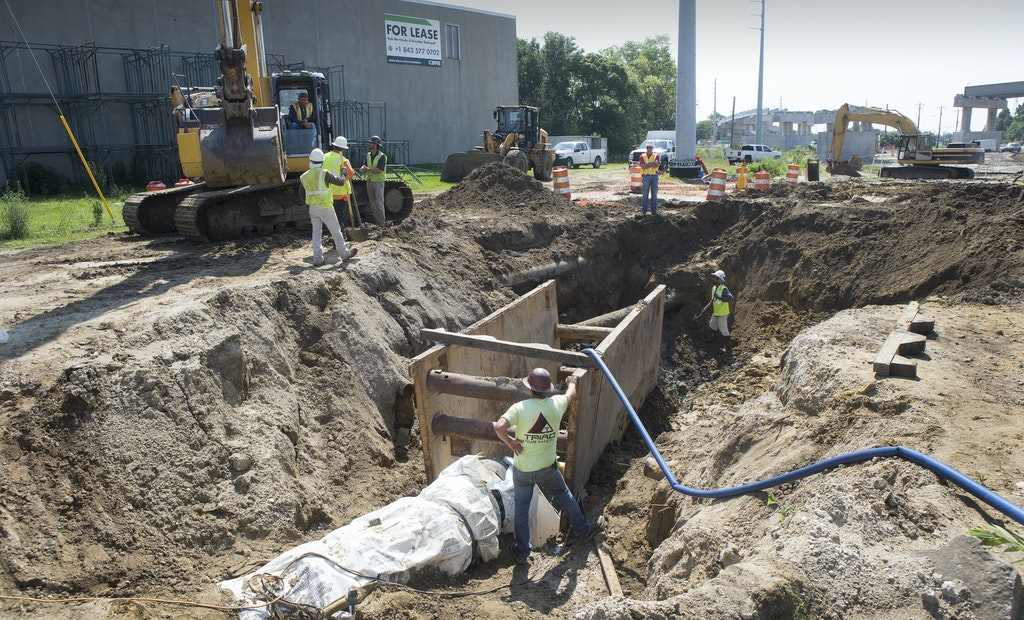 Past and Present Converge in Charleston's Capital Improvement Program