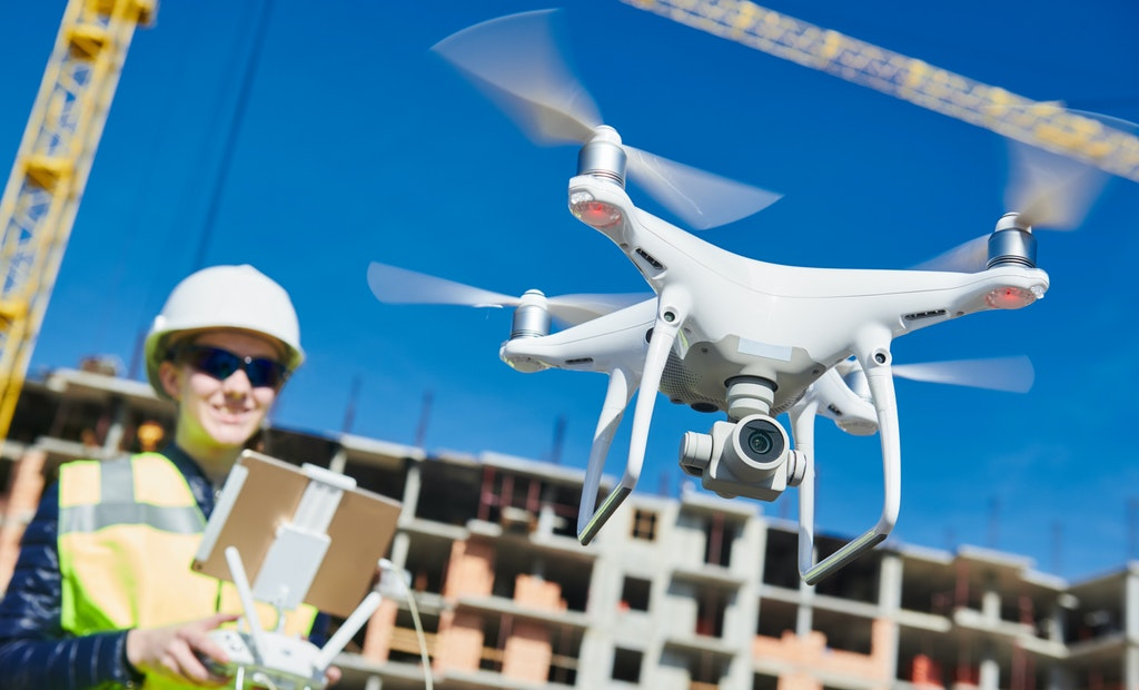 Komatsu Partners With Propeller Aero to Bring Drone Solutions to Construction Industry