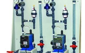 Pumps/Components - Pulsafeeder PULSAtron pre-engineered systems