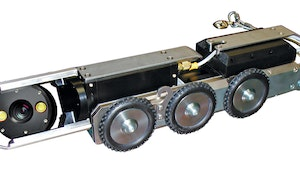 Crawler Cameras - R.S. Technical Services Inc. (RST) mainline inspection system