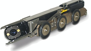 Crawler Cameras - R.S. Technical Services TranSTAR and TrakSTAR