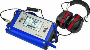 Electronic Leak Detection - Radiodetection Corporation RD547