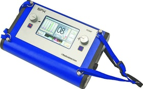 Electronic Leak Detection - Leak-detection control unit