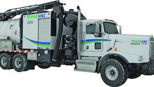 Jet/Vac Combination Trucks/Trailers - Conventionally sized hydroexcavator