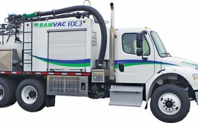 Hydroexcavation Equipment and Supplies - Ramvac by Sewer Equipment HX-12