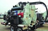 Trailer-Mounted Vacuum Maintenance