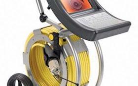 Push TV/Crawler Camera Systems - RapidView IBAK North America MiniLite