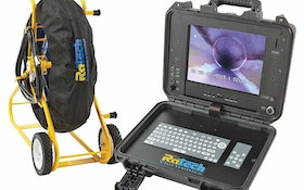 Push TV/Crawler Camera Systems - Ratech Electronics Elite SD Wi-Fi