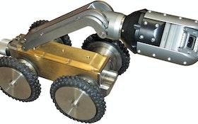 Crawler Cameras - Ratech Electronics Mini Crawler PNT