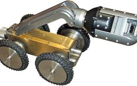 Crawler Cameras - Ratech Mini Crawler PNT