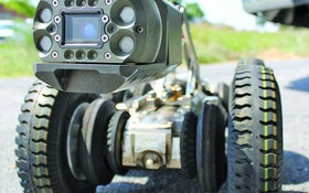 TV Inspection Cameras - Modular pipe inspection camera