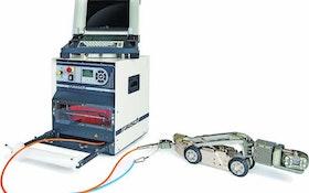 RauschUSA portable mainline inspection system