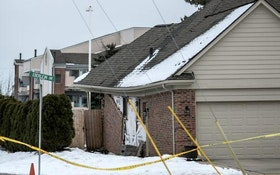 Massive Sinkhole Forces Christmas Eve Evacuation for Detroit Area Residents