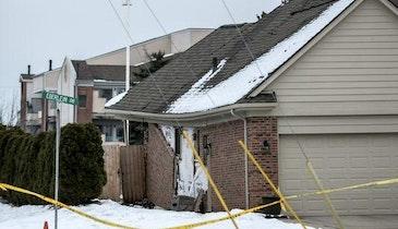 Massive Sinkhole Forces Christmas Eve Evacuation for Detroit Area Residents