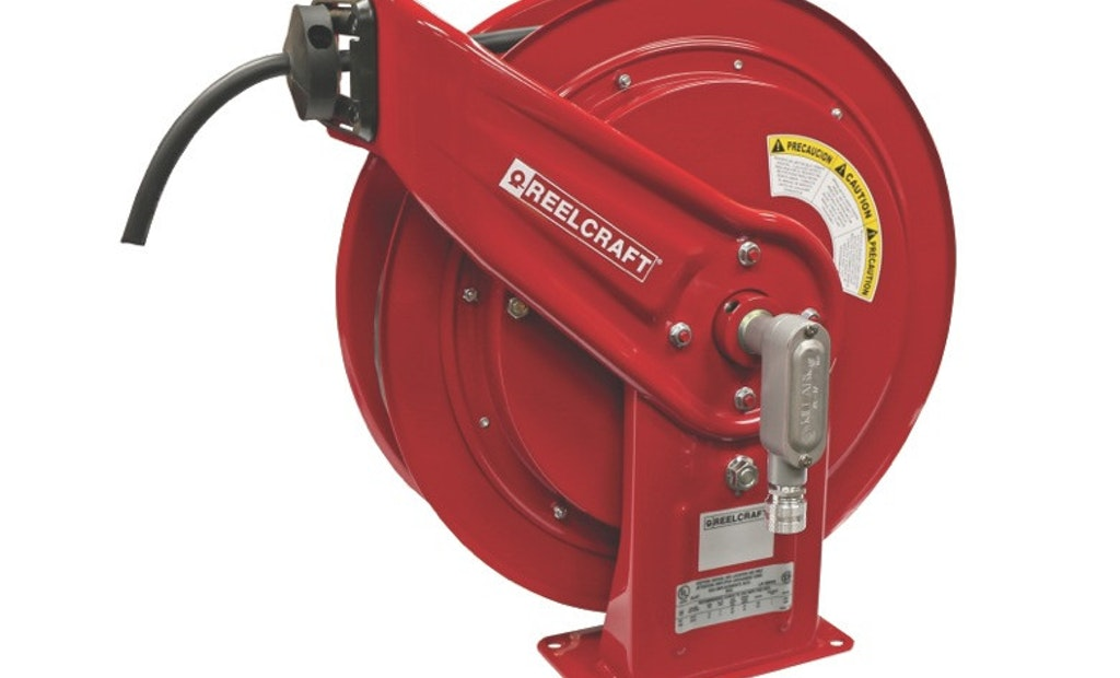 Reelcraft Releases New Series L 70000 Cord Reels