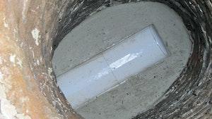 Component - RELINER/Duran Manhole  Invert Channel