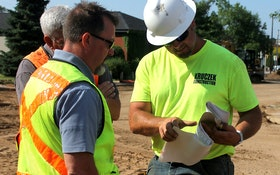 Contractor Breaks Down Large-Scale Water and Sewer Project Into Daily Checklist