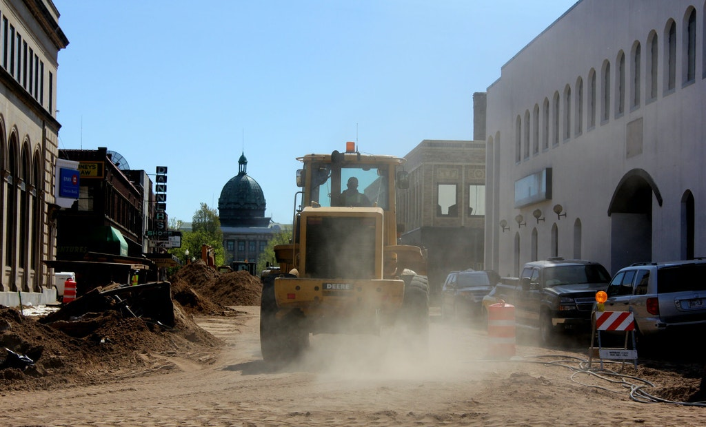 Rhinelander Downtown Streetscape Project