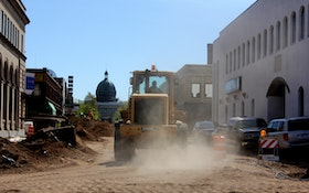 Photo Gallery: Rhinelander Downtown Streetscape Project