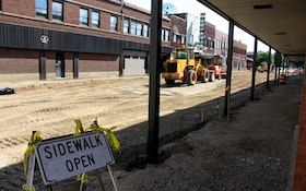Rhinelander Streetscape Team Adapts to Surprises