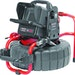RIDGID camera reel, digital recording monitor