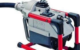 Cable Machines - RIDGID K-60SP sectional machine