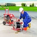Truck/Trailer/Portable Jetters - Portable water jetter