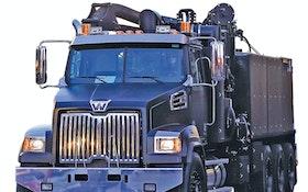 Hydroexcavation Trucks/Trailers - Rival Hydrovac T10