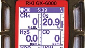 Electronic Leak Detection - RKI Instruments GX-6000