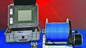 TV Inspection Cameras - Jet-propelled inspection system