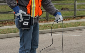 FCS S30 Surveyor Amplifies Noise From Underground Leaks
