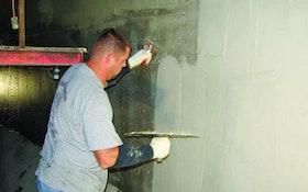 Manhole Rehabilitation - Sauereisen RestoKrete No. 208