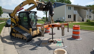 Contractor Helps Municipalities Tackle Manhole Issues