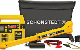 Electronic Line Locators - Schonstedt Instrument Rex