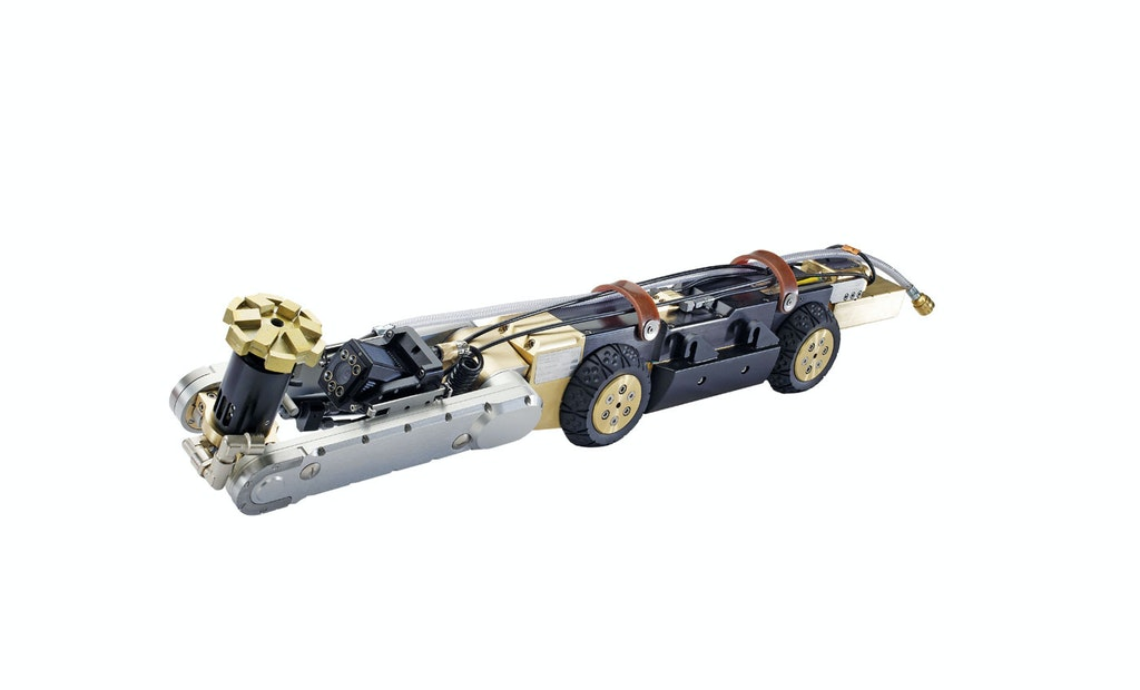 Robot Revolution in Infrastructure Maintenance