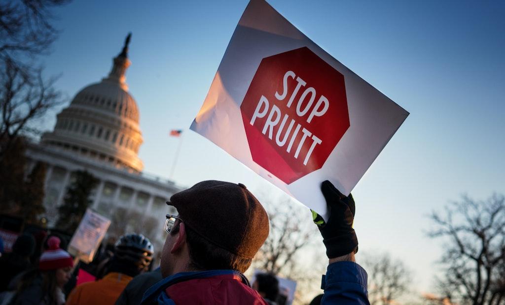 Scott Pruitt Resigns From EPA Amidst Ethics Scandals